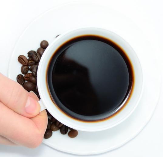 Balená voda do kávovaru